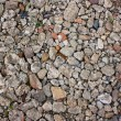 Stones on the path — Stock Photo