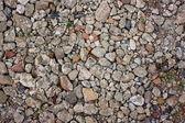 Stones on the path — Stock Photo