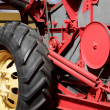farm machinery — Stock Photo