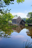 Yates Mill — Stock Photo