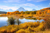 Grand Tetons — Stock Photo
