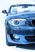 Car headlamp — Stock Photo