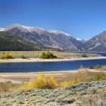 Twin lakes — Stock Photo #7620701