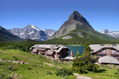 Muchos de los glaciares — Foto de Stock
