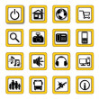 Royalty-Free Stock Photo: Web Icons