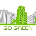 Go Green — Stock Photo #7823414