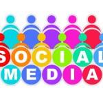 Social media — Stock Photo #7825127