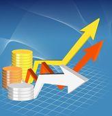 3d 图形 — Stockfoto
