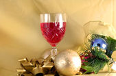 Kerstmis wensen — Stockfoto