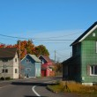 Colourful Houses — Stock Photo #7884503