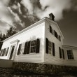 Historic house — Stock Photo #7886486