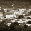 Indian Town — Stock Photo