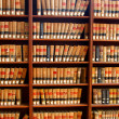 Law book library — Stock Photo #7889588