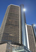 Renaissance Centre — Stock Photo
