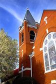 Igreja histórica — Fotografia Stock