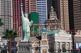 Liberty statue — Stock Photo