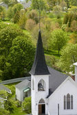 Church in Mackinac island — Stock Photo