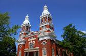 Historic church — Stock Photo