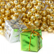 Christmas gifts — Stock Photo #7956015