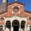 Saint Eufemia church, Milan — Stock Photo #6776524