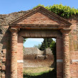 Old roman house — Stock Photo