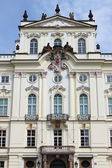 Archdiocese Palace of Prague — Stock Photo