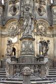 Heilige drievuldigheid kolom in olomouc — Stockfoto