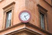 Ancient wall clock — Stock Photo