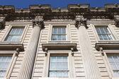 Whitehall building facade — Stock Photo