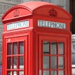 London red telephone box — Stock Photo #7274525