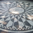 Strawberry Fields mosaic, NYC — Stock Photo #7526312