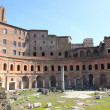 Trajan's Forum in Rome — Stockfoto