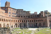 Trajan's Forum in Rome — Stock Photo