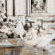 Trevi Fountain in Rome — Stock Photo #7644192