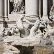Trevi Fountain in Rome — Stock Photo #7693794