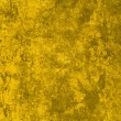 Stock Photo: Grunge yellow background