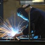 Industry iron — Stock Photo
