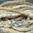 Rope aged - Stock fotografie