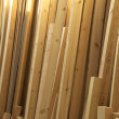 Wood structure - Foto Stock