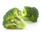 Isolated broccoli — Stock Photo