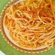 Spaghetti — Stock Photo #6837275