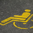 Stock Photo: Handicap