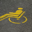 Handicap — Stock Photo #6879955