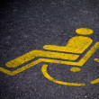 Handicap — Stock Photo