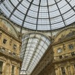 Royalty-Free Stock Photo: Milan - Vittorio Emanuele Gallery