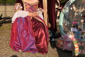 Medieval costume — Stock Photo