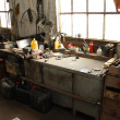 Stock Photo: Workbench