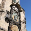 Stock Photo: Astronomical Clock Tower in Prague