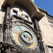 Astronomical Clock Tower in Prague — Stock Photo