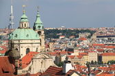 View on the Prague — Stock Photo